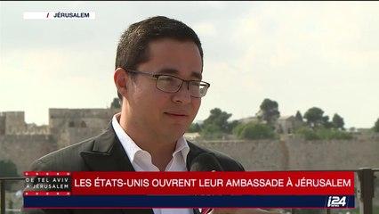"""""""Jérusalem est la capitale d'Israël avec ou sans l'ambassade américaine"""" Dan Illouz"""