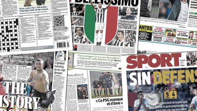Les deux pistes du FC Nantes pour succéder à Ranieri, la presse madrilène se moque de la fin de d'invincibilité du Barça