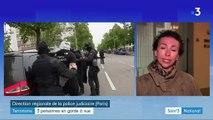 Attaque au couteau à Paris : trois proches d'Azimov en garde à vue