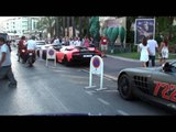 Incredible Supercars in Cannes, France - Veyron, LP670-4SV, Mansory 599, 458 Italia