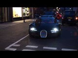 What's the most common car in London? Bugatti Veyron!?