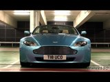 Shmee150's Aston Martin V8 Vantage Roadster 4.7 - Walkaround, Startup and HUGE REVS!