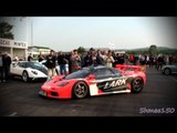 Amazing cars at Goodwood SS - McLaren F1, Enzo, EB110, Agera, XJ220, Zonda, and many more!