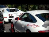 It's Summer!!! Veyron, 599 GTO, 2x LP640, Lots of 458s, Supercar Heaven in London!
