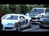 London Supercars - 22/06/2011 - Veyron, 599 GTO, Maybach and more Maybachs!
