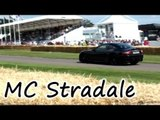 Maserati MC Stradale - Track Accelerations and Flybys
