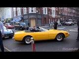 Ferrari Combos - 458 Spider, 599 GTO, Daytona Spider, 250 GTO, 2x FF, California