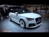 Audi A1 Quattro - Geneva 2012 with GTspirit.com