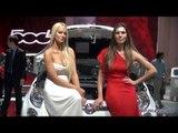 GIRLS of the 2012 Paris Motor Show