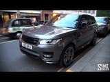 Overfinch Range Rover Sport - One of the First in London