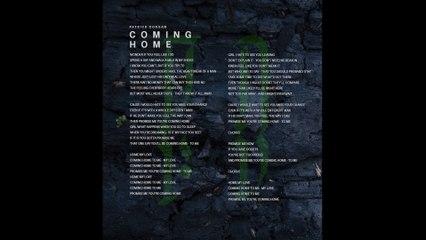 Patrick Dorgan - Coming Home