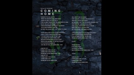 Patrick Dorgan - Coming Home