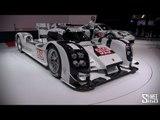 FIRST LOOK: Porsche 919 Hybrid LMP1 Car at Geneva 2014