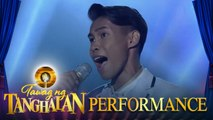 TNT2 Q4 semifinals Day 2 Aljun Alborme sings Kenny Rogers' Through The Years