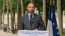 Discours du Premier ministre lors de la Journée nationale des mémoires de la traite, de l'esclavage et de leurs abolitions
