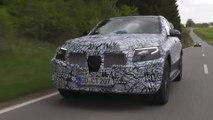 Datos sobre el desarrollo y las pruebas del nuevo Mercedes-Benz EQC