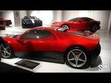 675LT and FF Visit the Ferrari Museum in Maranello