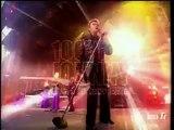 Johnny Hallyday - Publicité tour eiffel 2000