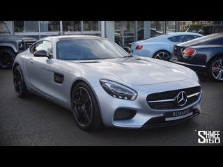 Should I Buy a Mercedes-AMG GT S?