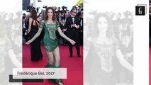 Les pires looks de l'histoire du festival de Cannes