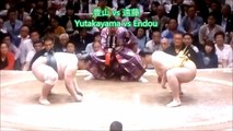 Sumo Digest[Natsu Basho 2018 Day 2, May 14th]20180514夏場所2日目大相撲ダイジェスト