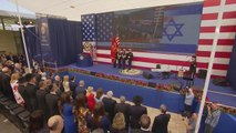 Special Report: U.S. Embassy opens in Jerusalem amid protests