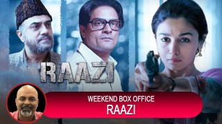 Raazi Weekend Box Office Collections | Alia Bhatt | Vicky Kaushal | #TutejaTalks