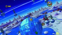 Sonic Lost World (Wii U) - Super Sonic Boss Fights (The Deadly Six) [HD]