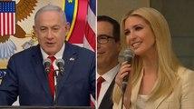 Les images de la cérémonie d'inauguration de l'ambassade des États-Unis à Jérusalem