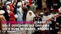 Prince Harry et Meghan Markle : les plus belles robes de mariées de la royauté