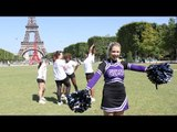 ✿ Marie teste le cheerleading avec les GEMS ✿