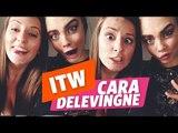 ✿ [La Face Cachée de Margo] Emma rencontre Cara Delevingne ! ✿