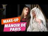 ✿ [Halloween]  Maquillages de l'horreur avec Emma et Lola au Manoir de Paris ✿