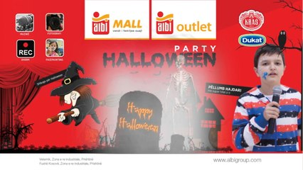 Halloween Party at Albi MALL and Albi Outlet - maXimus
