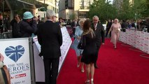 Camilla, Duchess of Cornwall walks the red carpet