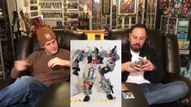 KNERDOUT Episode 205 Transformers Power of the Primes Grimlock Toy Review