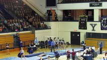 Abigail Bensley SCSU Bars 1-28-17