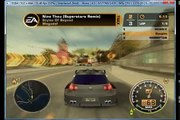Need For Speed: Most Wanted Black Edition on PCSX2 0.9.6 - Playstation 2 Emulator
