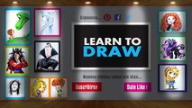 How to draw Kai Kung fu panda / Como dibujar a Kai kung fu panda /kung fu panda 3