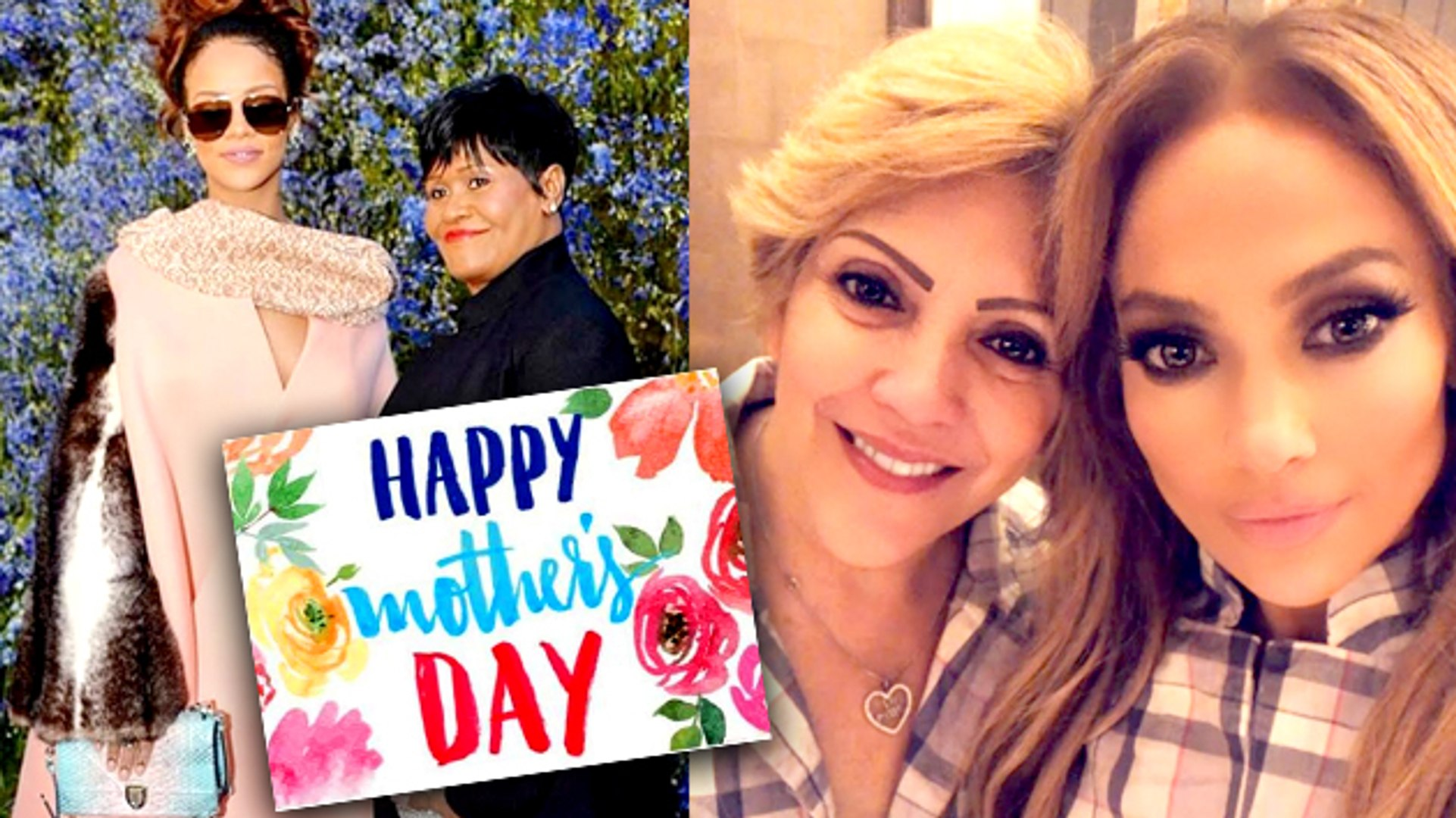 Hollywood Stars Celebrating Mother's Day | Hollywood Buzz
