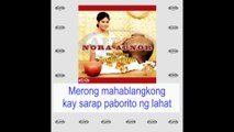 Nora Aunor - Ang Tindera (Lyrics Video)
