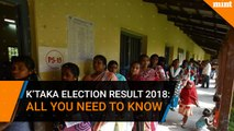 Karnataka election results 2018: All you need to know