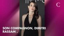 PHOTOS. Cannes 2018 : Charlotte Casiraghi sublime dans une robe noire scintillante