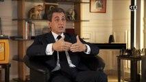 "Human Bomb : Le témoignage glaçant de Nicolas Sarkozy ""Je sentais la sueur dans mon dos"" - Regardez"