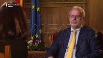 Џафери: Ќе го испратам Законот за јазиците до Службен весник во соодветно време
