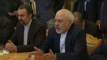 Nucleare: il ministro degli Esteri iraniano Zarif a Bruxelles