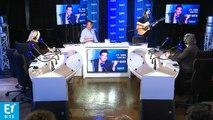"""Clou reprend """"Les Gauloises bleues"""" d'Yves Simon en live dans Europe matin"""