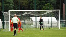 Championnat seniors D1.  LAMBERSART - NEUVILLE : 5 - 0  (2-0)