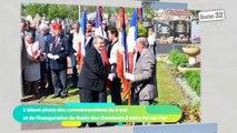 L'album photo des commémorations du 8 mai et de l'inauguration du Stade des Cheminots à Saint Pol sur Mer
