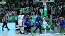 Nanterre92 VS Levallois - Action Replay de Jamar Wilson